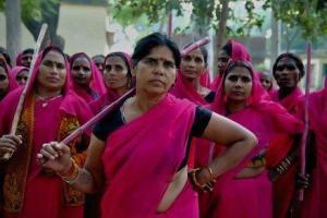 WOMENS ISSUES_The Gulabi Gang