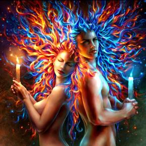 twin-flame